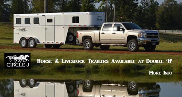 New Horse Trailers