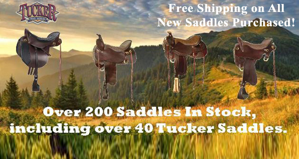 estern Trail Saddles
