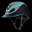 Troxel_FallonTaylor_TurquoiseAztec_Helmet.png