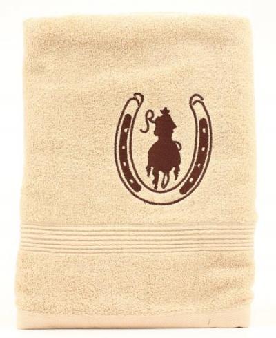 bath_mf_western_bath_towel_horseshoe_rider_tan.jpg