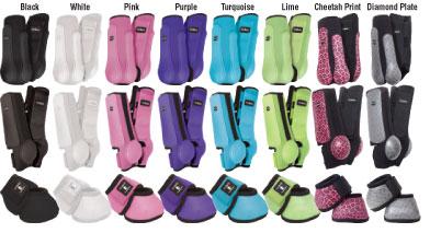 2009 Pro Tech Boots Color Options