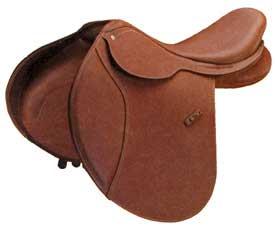 English Saddle - Weaver Synthetic