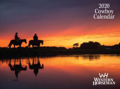 Western Horseman Calendar 2020