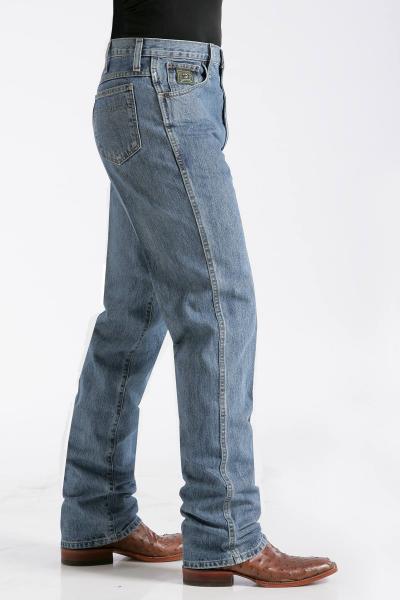 Cinch Green Label Medium Stonewash Original Fit Jean