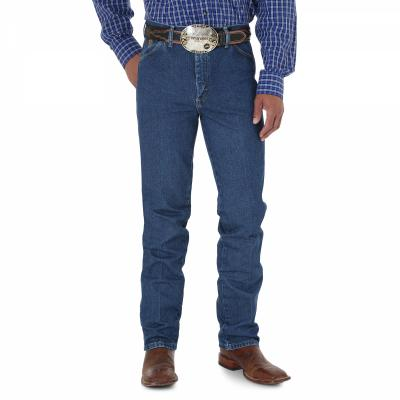 Wrangler George Strait Cowboy Cut Slim Fit Jean