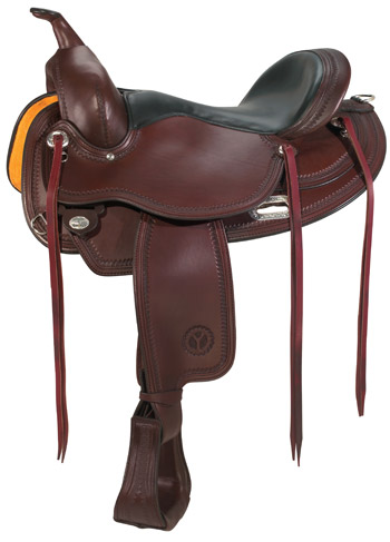 Omaha Flex2� Trail Saddle 1554