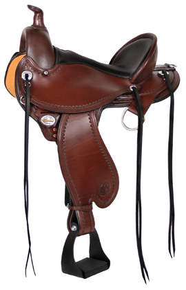 CY Kentucky Trail Gaiter Saddle 1582