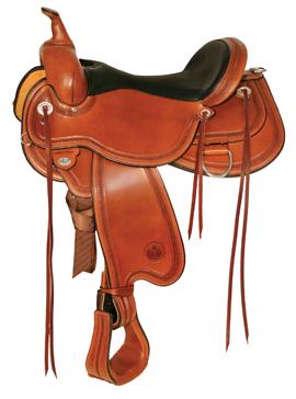 CY Pioneer Flex2 Trail Saddle 1665
