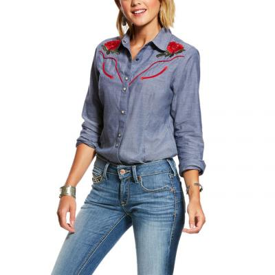 Ariat REAL Lively Snap Shirt