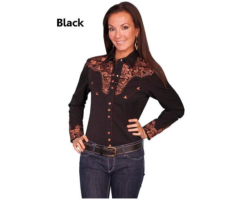 shirts_scully_womens_pl-654_black_thumb